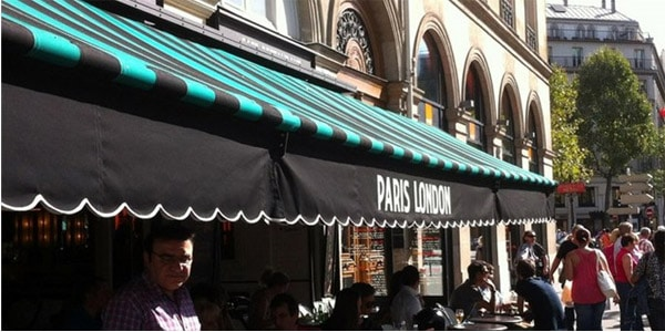 Paris London