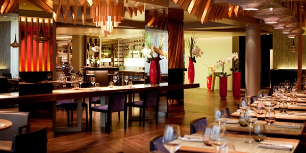 Intérieur du restaurant L'Esprit du 12ème