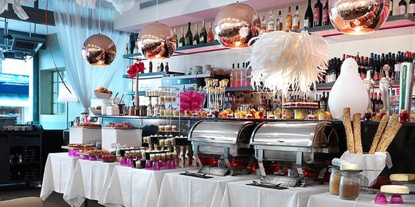 Buffet du restaurant Le Môm