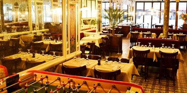 Brasserie La Belle Epoque