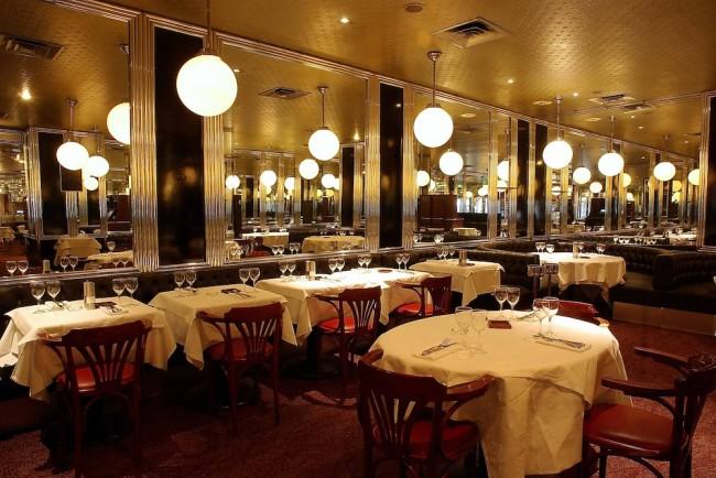 Restaurant Le Petit Lutecia