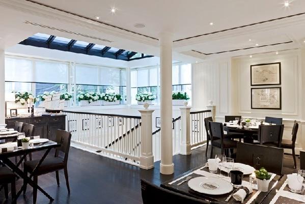 Restaurant La Compagnie de Bretagne